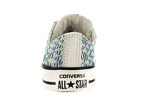 Converse Damen Chuck Taylor All Star OX Basketball Schuh Rebel Teal/N