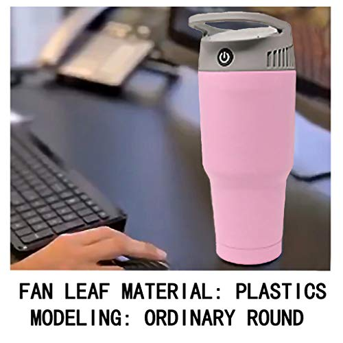 (Water Cup, Small Mini-Air Conditioner Personal Coolingand Heating System)