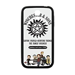 Winchester And Song Cell Phone Case for Samsung Galaxy S4