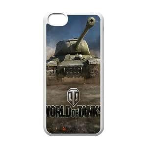 iPhone 5C Phone Case World Of Tanks