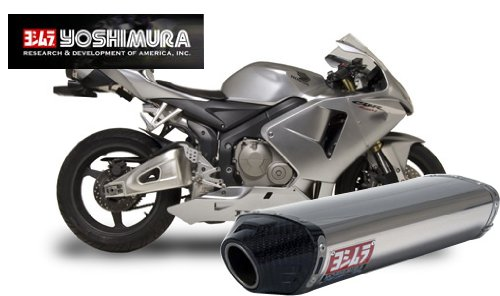 Yoshimura RS-5 Street Series Slip-On Exhaust 1226275 by Yoshimura