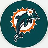 NFL Miami Dolphins Coasters (4 Pack)