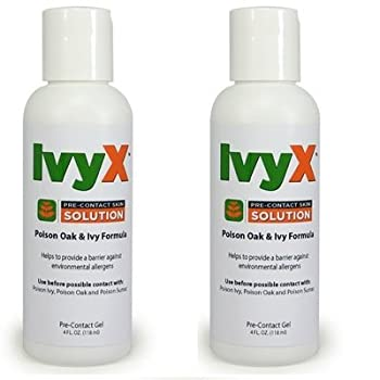 Coretex Products Ivyx Pre-Contact Solution 4oz Bottle - 2 pack