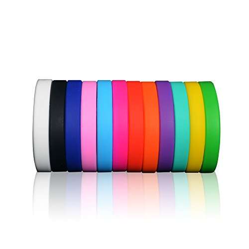 Gallop Silicone Bracelets Wristbands Promotional product image