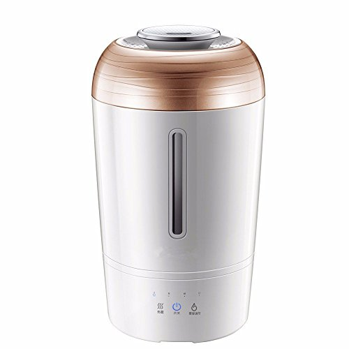 DIDIDD Thermal fog disinflation humidifier lights radiation home humidifier lights are quiet by DIDIDD