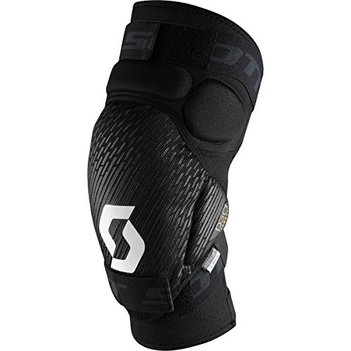(Scott Grenade EVO Knee Guards Black,)
