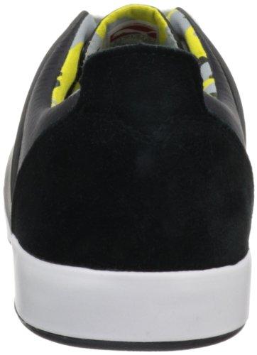 Puma Hombres El Ace 3 Hombreswear Sneaker Negro / Piedra Caliza Gris