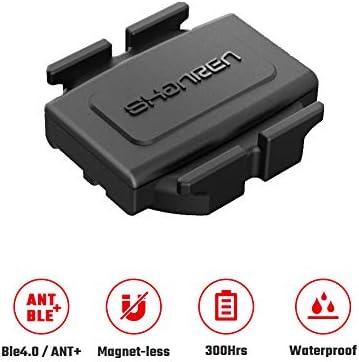 SHANREN - Sensor de cadencia para Bicicleta, inalámbrico ...