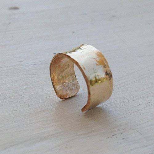 Gold Ear cuff earring for non pierced ears gold filled 14k cuff earrings for women