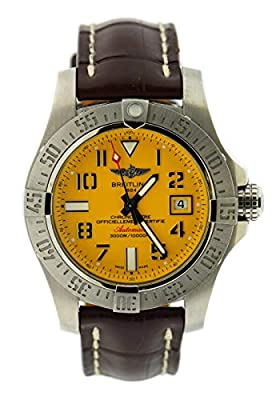 Breitling Avenger II Automatic-self-Wind Male Watch A17331 (Certified Pre-Owned) by Breitling