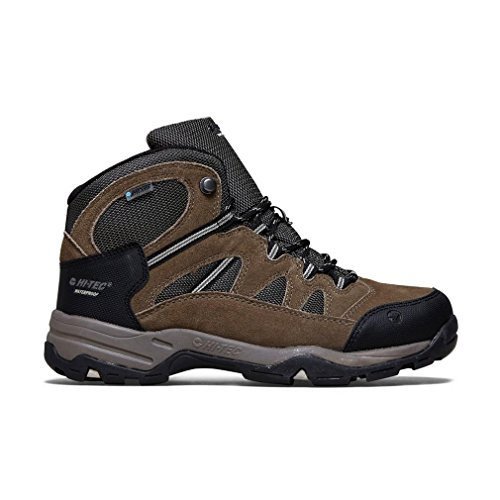 Hi-Tec Bandera II Mid WP Walking Shoes - AW17-9 - Brown