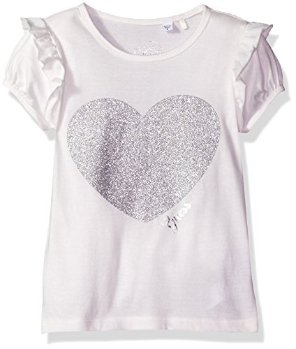 GUESS Little Sparkle Hearts Ruffle
