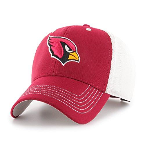 NFL Arizona Cardinals Sling OTS All-Star MVP Adjustable Hat, Dark Red, One Size