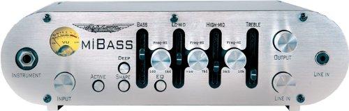 Ashdown MIBASS-550 500-Watt Bass Amplifier Head (Ashdown Bass Amp Head)