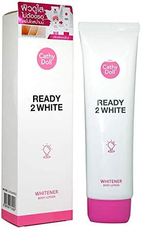 Cathy Doll Ready 2 White One Day Whitener Body Lotion (150 Ml) by Karmart