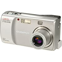 Olympus D540 3.2 MP Digital Camera with 3x Optical Zoom
