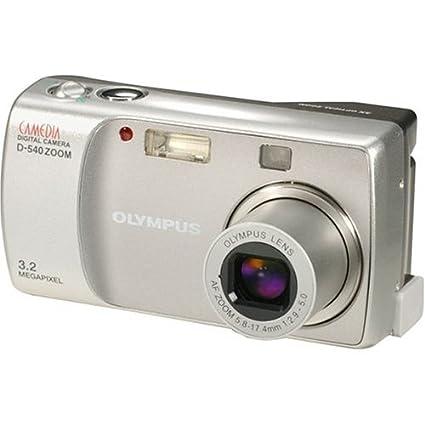 amazon com olympus d540 3 2 mp digital camera with 3x optical zoom rh amazon com Zoom Recorder Manual Kodak 10X Zoom Manual