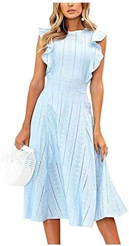 Falda Larga de Tul para Las Mujeres del Vestido Elegante de la ...