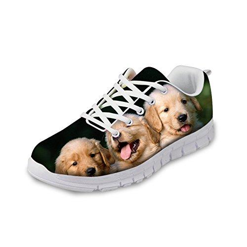 Sneakers Cute Running Shoes4 Dog Bresthable HUGS Women's Pet IDEA Shoes vHwxCxq1