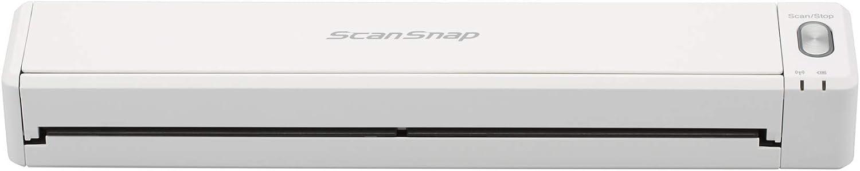 USB ScanSnap iX100 Bianco Scanner documenti portatile Wireless WiFi A4