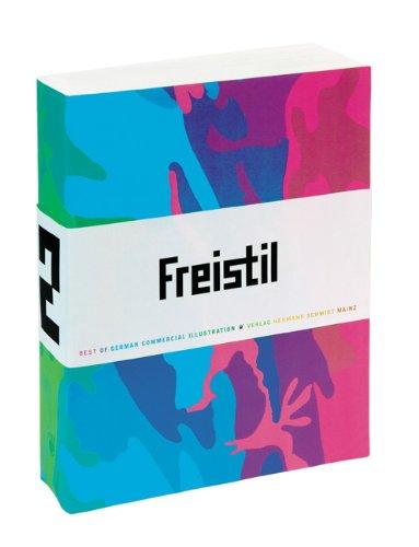 Freistil 2: Best of European Commercial Illustration