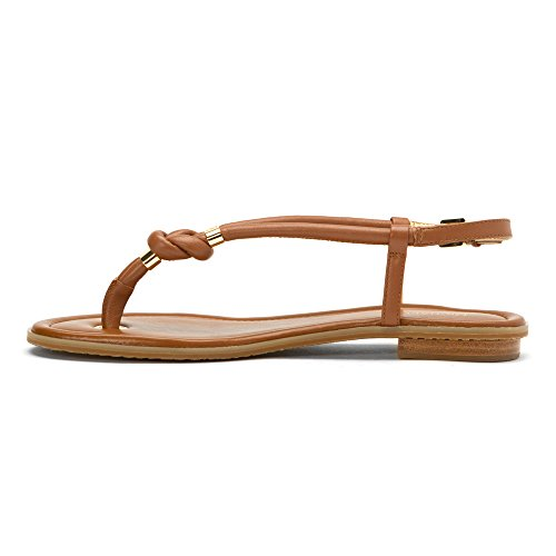 Michael Michael Kors Holly Sandal Mujer Piel Chancla