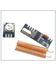 STX882 ASK Transmitter Module+SRX882 Superheterodyne Receiver Module &Antenna