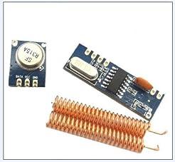 STX882 ASK Transmitter Module+SRX882 Sup...