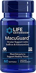 Life Extension MacuGuard Ocular Support ...