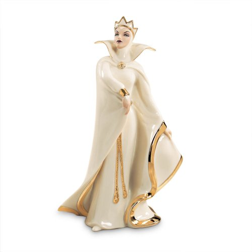 LENOX CLASSIC DISNEY SNOW WHITE THE EMPRESS OF EVIL