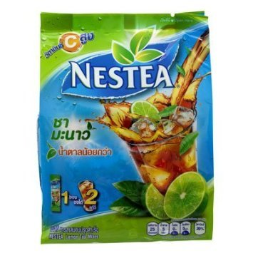 Nestea Lemon Tea Mixes 13G. Pack 18Sachets
