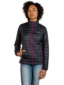 Amazon Com Patagonia Nano Puff Jacket Women S Small