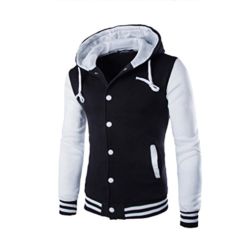 Mens Coat,FUNIC Men Coat Jacket Outwear Sweater Winter for sale  Delivered anywhere in USA