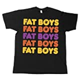 Fat Boys - Names - T-Shirt - BLA - 2XL