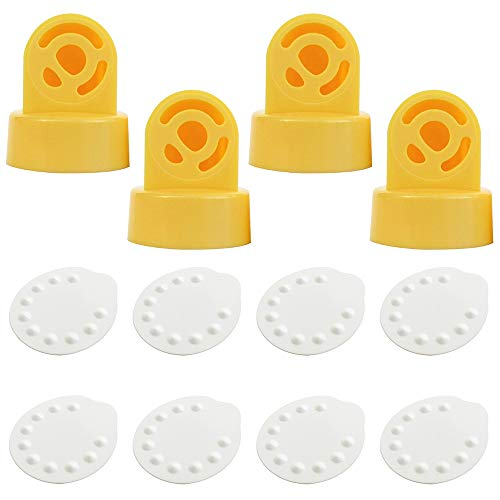 - Nenesupply Compatible Membranes and Valves for Medela Breastpumps. Use on Medela Pump in Style Swing Symphony Mini Electric. Not Original Medela Pump Parts. Replace Medela Membrane and Medela Valves