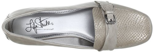 Life Stride Ellison, Women's Slippers Silver - Silber (Silver Grey)