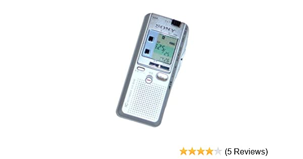 Sony ICD-35 Digital Voice Recorder Functional