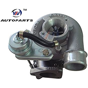 Turbocharger 17201-67040 for Toyota Land Cruiser TD with 1KZ-TE 3.0L Diesel Engine