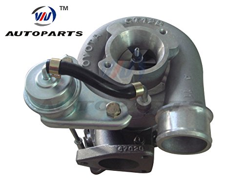 (Turbocharger 17201-67040 for Toyota Land Cruiser TD with 1KZ-TE 3.0L Diesel)