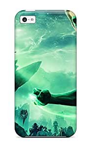Tpu Case For Iphone 5c With Green Lantern