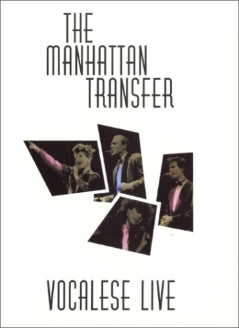 Manhattan Transfer - Vocalese Live 1986 by Image