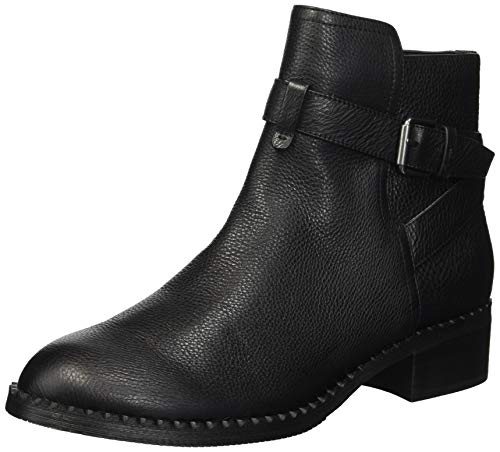 Gentle Souls by Kenneth Cole Women's Best Moto Buckle Strap Bootie Boot, black, 11 M US (Gentle Souls Best Of Moto Boot)