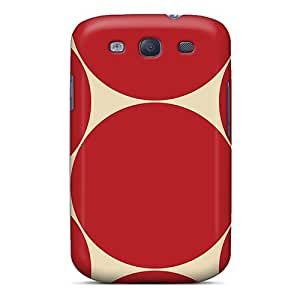 Scratch Protection Cell-phone Hard Covers For Samsung Galaxy S3 With Support Your Personal Customized Nice Kate Spade Pattern Pattern JasonPelletier