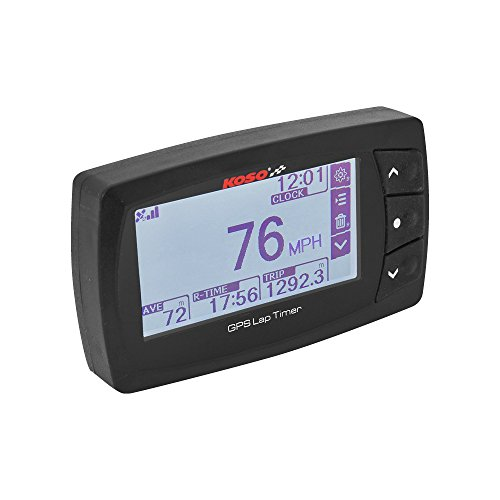 - Koso BA045100 GPS Lap Timer Kit