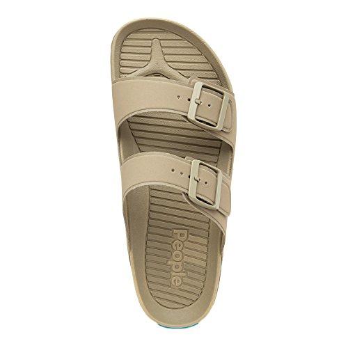 Chaussures Pour Hommes Hommes Lennon Sandale Fossile Marron / Moustache Marron 5 M