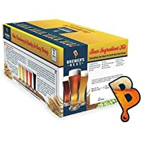 Brewer's Best - Belgian Saison 5 Gallon Extract Recipe Kit