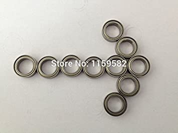 BEARING 6008 Z     LOT OF 5