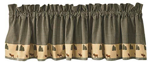 - Park Designs Northern Exposure Valance, 72 x 14