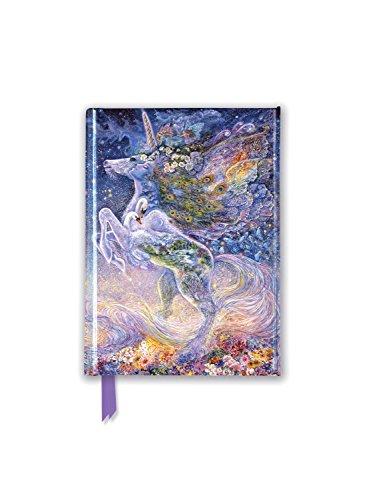 Josephine Wall: Soul of a Unicorn (Foiled Pocket Journal) (Flame Tree Pocket - Soul Tree
