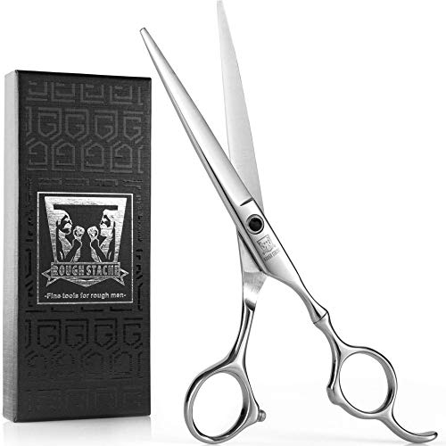 Professional Hair Scissors -VERY SHARP- Barber Hair Cutting Scissors 6.5-inch Razor Edge Hair Cutting Shears for Salon - Made from Stainless Steel with Fine Adjustment Screw